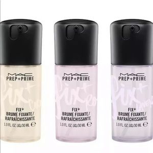 MAC Shiny Pretty Things Fix+ party pack sealed 3pc